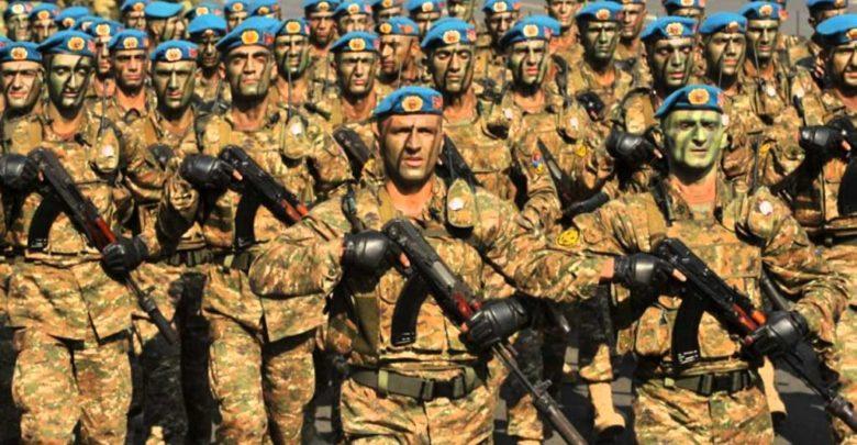 Армия Армении уничтожит Азербайджан