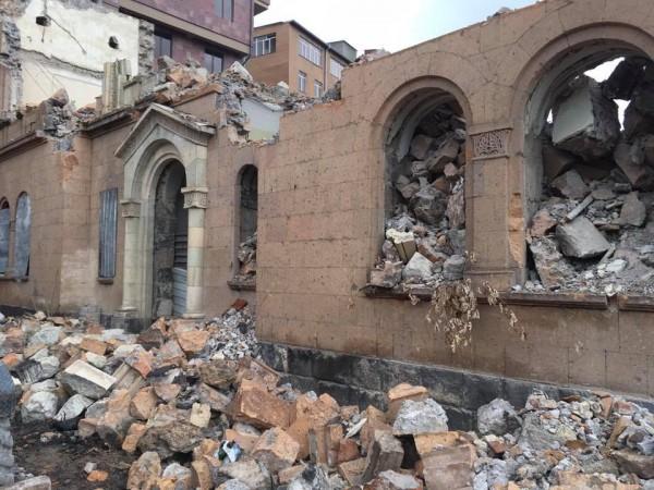 Как уничтожить облик города: пример Еревана. - Наша Армения